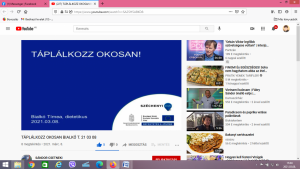 Képernyőfelvétel, Okos konyha, 2021.03.08. (5)
