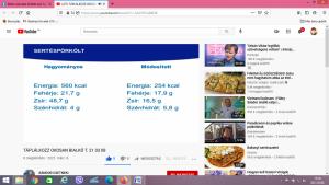 Képernyőfelvétel, Okos konyha, 2021.03.08. (7)