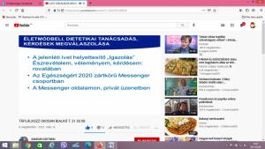 Képernyőfelvétel, Okos konyha, 2021.03.08. (8)